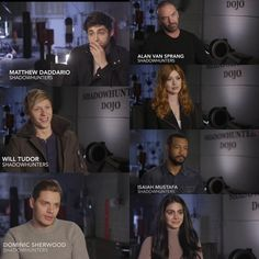 """Mi piace"": 5,703, commenti: 14 - Shadowhunters Updates (@nephilimupdates) su Instagram: ""Check out @hiddenremote for all the Exclusive cast interviews out so far!! They post a new one…"""