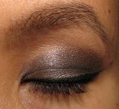 Silver Taupe EOTD. Click thru to see more pictures!