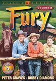 Fury, Vol. 3 [DVD]