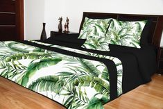 Prikrývka na posteľ s dizajnom listov 3d, Furniture, Home Decor, Decoration Home, Room Decor, Home Furnishings, Home Interior Design, Home Decoration, Interior Design