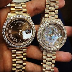 Brand names like Rolex and Cartier carry an air of authority that real… Stylish Watches, Luxury Watches, Rolex Watches, Watches For Men, Diamond Watches, Dream Watches, Cute Jewelry, Jewelry Accessories, Fashion Accessories
