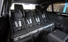 A completely new concept in child car seat safety. Accommodates children from 0-12 years old. Fully tested. Energy absorbing design makes it one of the safest child car seats around.4-child <br>car seat