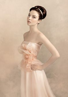 Papilio blush wedding dress