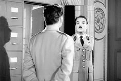 The Great Dictator - 1940 .... Henkel so tramp-like! <3 :3