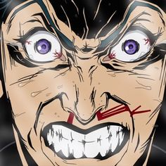 ever heard of Redline? well if you haven't here's a couple reasons you should check it out curtesy of the Allcast podcast. Me Me Me Anime, Anime Guys, Manga Anime, Facial Expressions Drawing, Redline, Post Apocalypse, Manga Games, Digital Illustration, Art Reference