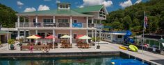 Norris Lake Houseboat Rentals :: Rent Houseboats at Norris Lake, Tennessee!