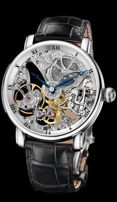 3010-200 • Maxi Skeleton 45 mm • Limited Editions • Welcome to the Ulysse Nardin collection • main • Ulysse Nardin • Le Locle • Suisse • Swiss Mechanical Watch Manufacturer