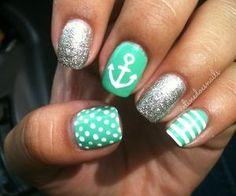 Cassandra .: •nails• #Lockerz