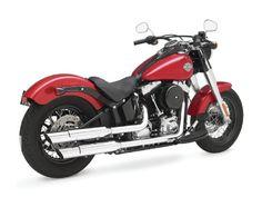 Harley Davidson Softail Slim   Tried this one, too.  Bad to the bone . . .