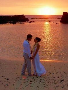 beach weddings picture