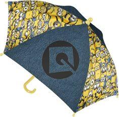 Minions Paraplu (MIN9-8244-1) #minions #verschrikkelijkeikke #despicableme #kinderparaplu #paraplu Minions, Diana, Mickey Mouse, Bags, Products, Rain, Yellow, Handbags, The Minions
