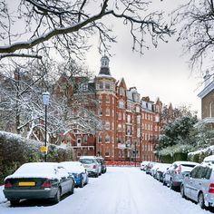 15 Reasons Why You Should Visit England in Winter