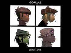 Gorillaz - Dare HD. An oldie but a goodie.