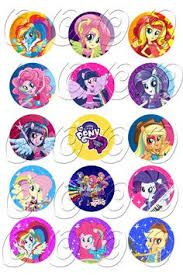 Resultado de imagen para twilight sparkle equestria girl birthday party