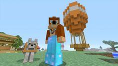 Minecraft Xbox - Hot Air Balloon [199] stampy
