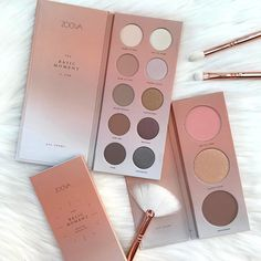"""964 Likes, 73 Comments - Kels (@wellnessbykels) on Instagram: """"Get ready for @zoevacosmetics newest collection; The Basic Moment, which launches 15th May!! Mark…"""""""