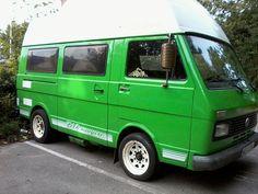 For sale VW LT 28 Sven Hedin TD engine with on clockVan need a lot of TLC hence the. Vw Lt Camper, Off Road Camper, Vw Lt 28, Brick Yard, Vw Camping, Expedition Truck, Cool Campers, Volkswagen Transporter, Campervan