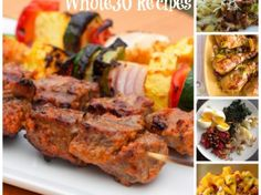 40 Simple Whole30 Recipes