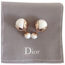 DIOR TRIBAL EARRINGS