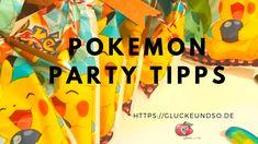 Endlich 6- Unsere Pokemon Party Tipps Pokemon Team, Pokemon Party, Partys, Halloween, Fun, Pokemon Birthday, Tips, Halloween Stuff, Lol