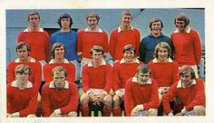 Workington Town team group in Bill Shankly, Liverpool Fc, Ronald Mcdonald, 1970s, Football, Group, History, Fictional Characters, Soccer