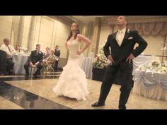 An EPIC SURPRISE Groom And Groomsmen Suprise Bride With A Choreographed Dance I Wish My Fiance Does Something Like This Will Definitely Be Hinti