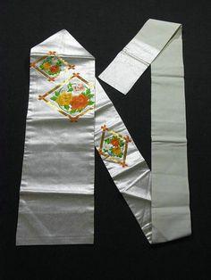 Obi #339193 Kimono Flea Market Ichiroya