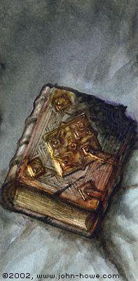 Durin's Book - John Howe