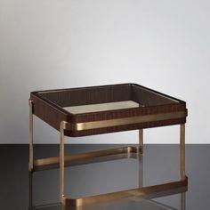 Cradle SideTable | Christian Lyon II Collection | WOW!