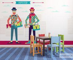 HIPSTA: Color wallpaper by Big-trix.pl | #hipster #wallpaper