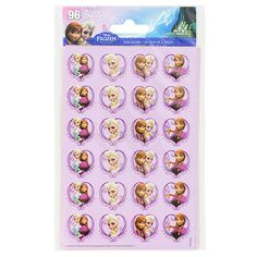 Disney Frozen Sticker Sheets, 4-ct. Packs