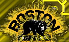 The history of the Boston Bruins can be traced to the begging of the NHL. The Bruins are home to Boston Massachusetts and are in the Northe. Bruins De Boston, Boston Bruins Players, Boston Logo, Boston Bruins Wallpaper, Tim Thomas, Dont Poke The Bear, Patrice Bergeron, Ice Hockey Teams, Sports Teams
