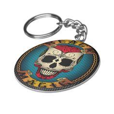 Black Magic Voodoo Key Chains