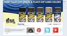 Connect with Plasti Dip - get in touch with Plasti Dip via Facebook, Twitter, our blog, or our Contact Us forms