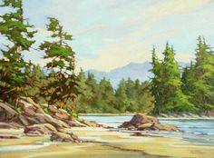 Quiet Cove Amanda Jones, Community Art, Painting, Painting Art, Paintings, Painted Canvas, Drawings