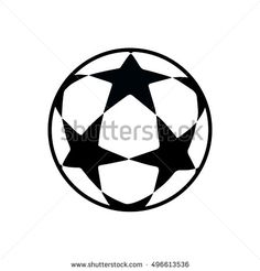 Soccer ball. Football ball. Match ball. Soccer stars ball icon. Soccer stars Champions ball sign. Ball tag. Football Champions League ball. Football Champions League Finale 2016/17 Match Ball isolated
