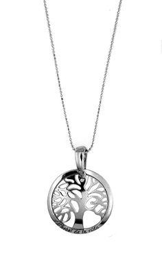 Collar Plata Árbol de la Vida mujer 022281-1-1