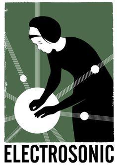 Electrosonic (Delia Derbyshire)