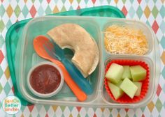 DIY Pizzables! Fast Food! | packed in @EasyLunchboxes containers