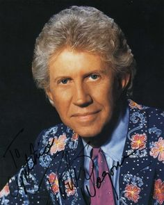 Porter Wagoner - I saw this country music legend perform in Branson, MO, when I was a college student. He was so self-absorbed and arrogant, I didn't even want to include him on this board. But, after all, I did see him perform. So, here he is.