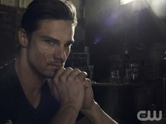 BEAUTY AND THE BEAST  Image Number: BB1_Jay_Warehouse_0441ra.jpg.  Pictured: Jay Ryan as Vincent.  Photo Credit: Frank Ockenfels 3/The CW.  © 2012 The CW Network, LLC. All rights reserved.