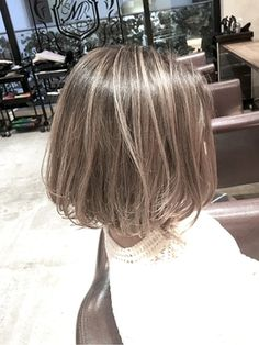 Ideas Hair Color 2017 Ombre For 2019 Hair Color 2017, Hair Colour Design, Shot Hair Styles, Hair Arrange, Medium Short Hair, Hair Highlights, Ombre Hair, Hair Lengths, Hair Inspiration