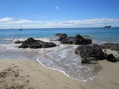 Palm Beach Waiheke Island, Beautiful Beaches, Beautiful World, Palm Beach, Scenery, Places, Water, Outdoor, Gripe Water