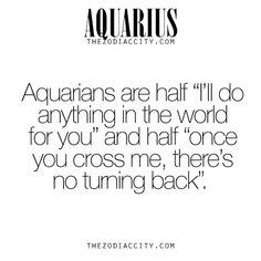 1000+ Aquarius Quotes on Pinterest | Aquarius, Aquarius Facts and Zodiac