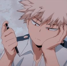 Hero Wallpaper, Cute Anime Wallpaper, Cute Anime Pics, Cute Anime Boy, Otaku Anime, Anime Art, Bakugou Manga, Anime Boyfriend, Anime Profile