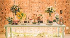 Local escolhido para cerimônia foi o Manioca pelo estilo único e serviço de qualidade