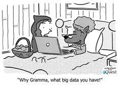 Big Data Cartoon #4