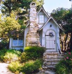 Storybook House by Hugh Comstock in Carmel-by-the-Seas, CA