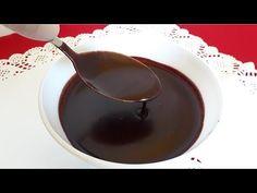 YouTube Vanilla Essence, Gelato, Chocolate Fondue, Cocoa, Mario, Milk, Cooking Recipes, Make It Yourself, Desserts