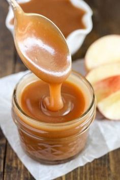 Are you crazy for salted caramel? These salted caramel dessert recipes are about to knock your socks off. You will love these unusual and amazing desserts. Salted Caramel Desserts, Salted Caramel Sauce, Salted Carmels, Homemade Caramel Sauce, Caramel Apples, Homemade Cheese, Homemade Desserts, Dessert Sauces, Dessert Recipes